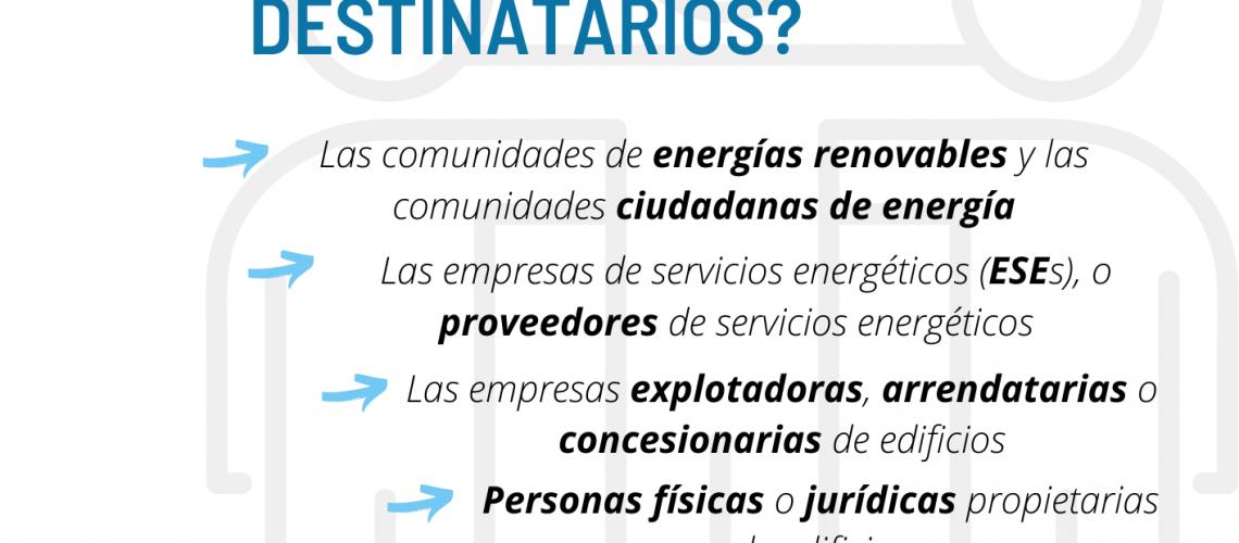 Programa de Ayudas Ente Vasco de la Energía